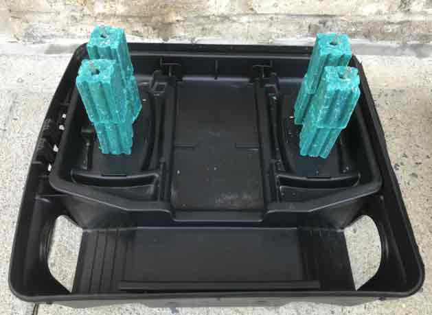 PROTECTA EVO EXPRESS Bait Station Inside View
