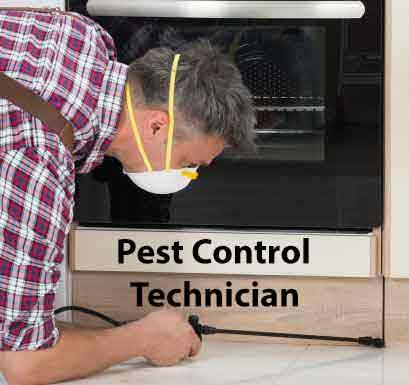 Pest Control Technician